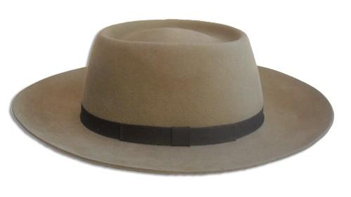Sombrero Lagomarsino Modelo Pampa en Talabartería La Querencia 23d303017f9