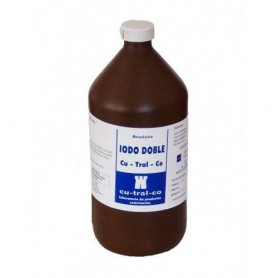 Iodo Doble Cutralco x 500 ml.