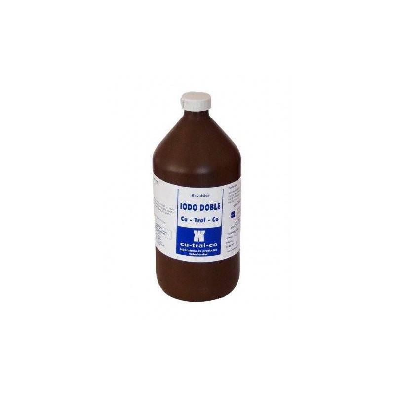 Iodo Doble Cutralco x 500 ml.
