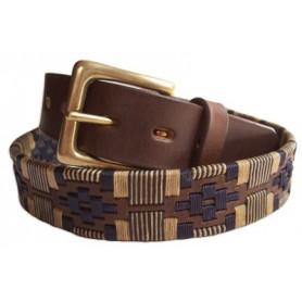 Cinturón Bordado Tehuelche de Suela Luppi