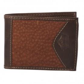 Billetera Dólar de Carpincho Doble Tarjetero